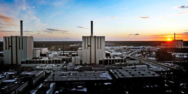 Forsmark kärnkraftsverk Tomas Oneborg / SvD / TT / TT NYHETSBYRÅN