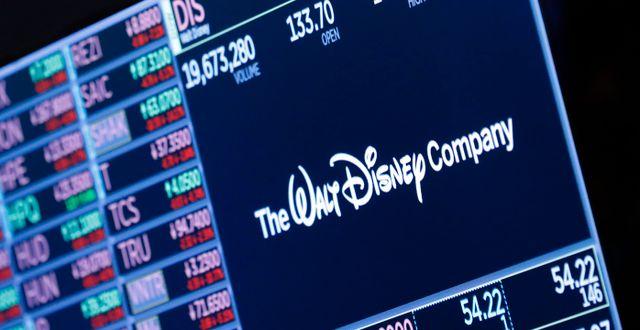 Walt Disney. Richard Drew / TT NYHETSBYRÅN