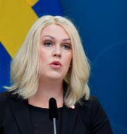 Lena Hallengren (S) Anders Wiklund/TT / TT NYHETSBYRÅN