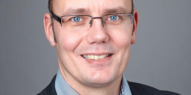 Fredrik Berglund, sakkunnig i näringslivsfrågor på SKL. Thomas Carlgren / Thomas Carlgren