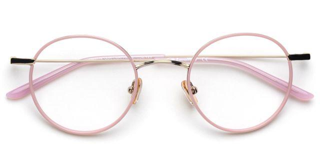 Beatnik - Gold Light Pink  LensWay
