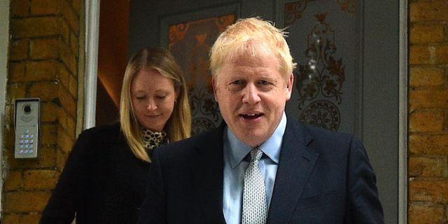 Boris Johnson GLYN KIRK / AFP