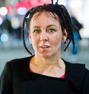 Olga Tokarczuk. LEIF R JANSSON / TT / TT NYHETSBYRÅN