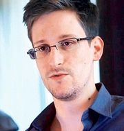 Edward Snowden. Arkivbild. TT