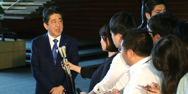 Kan premiarminister i japan
