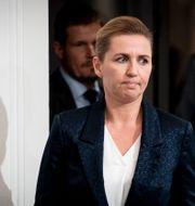 Danmarks statsminister Mette Frederiksen. Mads Claus Rasmussen / TT NYHETSBYRÅN
