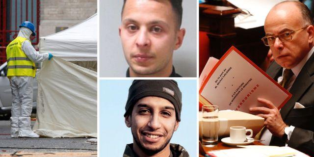 Parisbombare identifierad