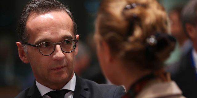 Tysklands utrikesminister Heiko Maas. Francisco Seco / TT NYHETSBYRÅN/ NTB Scanpix