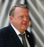 Lars Løkke Rasmussen.  PIROSCHKA VAN DE WOUW / TT NYHETSBYRÅN