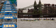 Hammersmith Bridge. TT.