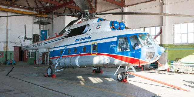 21 saknas i forsvunnen rysk helikopter