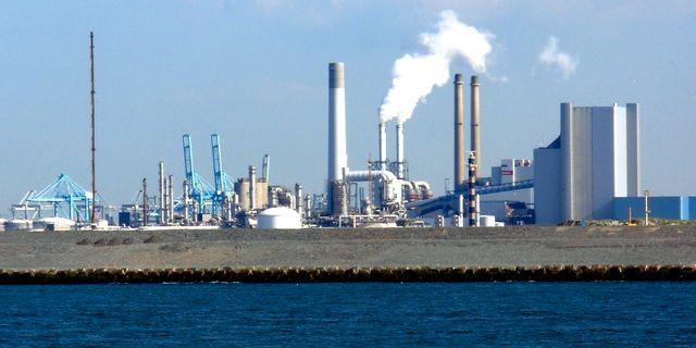 Uniper-anläggning i Rotterdam. Arkivbild. Wikimedia