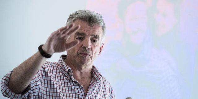 Michael O'Leary. TT.