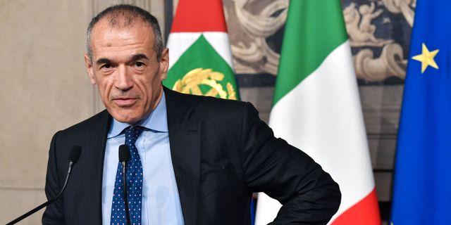 Nyval troligt i italien