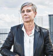 Liza Nyberg.  Veronica Johansson/SvD/TT / TT NYHETSBYRÅN