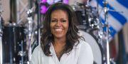 Michelle Obama. Arkivbild. Charles Sykes / TT NYHETSBYRÅN