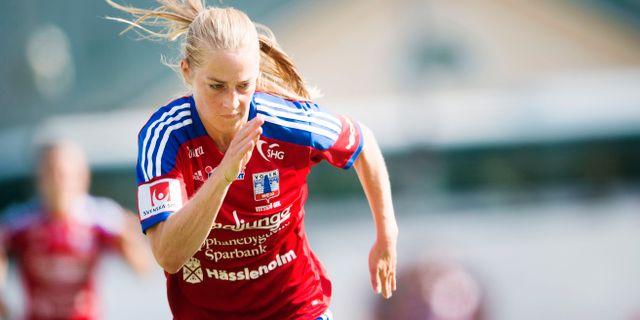 Vittsjös Linda Sällström. Arkivbild. JOHANNA LUNDBERG / BILDBYRÅN