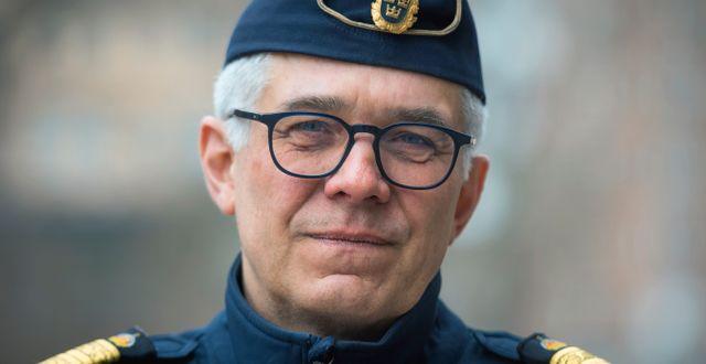 Anders Thornberg.  Carl-Olof Zimmerman/TT / TT NYHETSBYRÅN