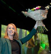 Annie Lööf (C). Tommy Pedersen/TT / TT NYHETSBYRÅN