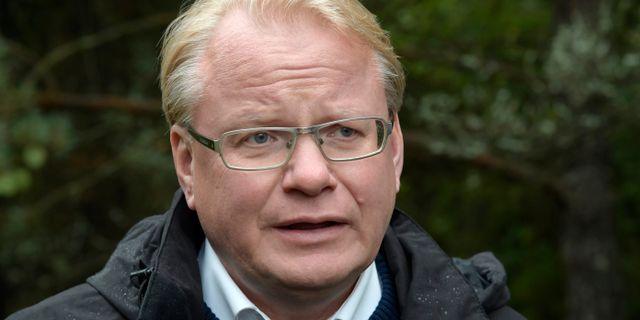 Peter Hultqvist Anders Wiklund/TT / TT NYHETSBYRÅN