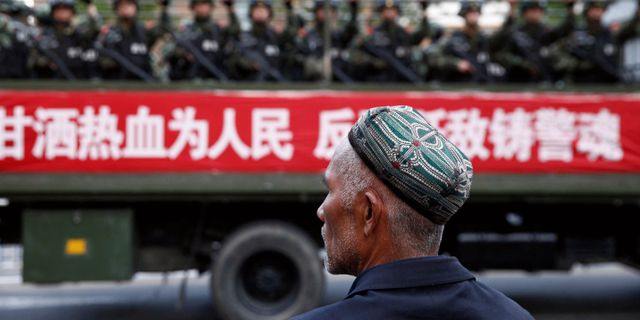 Arkivbild. China Stringer Network / TT NYHETSBYRÅN