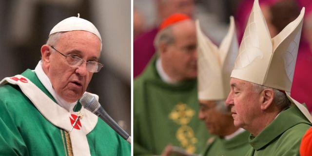 Vatikanen forsvarar nye paven