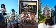 Det är svårt att ha tråkigt i Provincetown på Cape Cod, enligt Budget Travel. Art01852 / imke.sta /Massachusetts Office Of Travel & Tourism