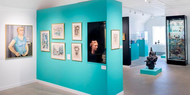 I höst stänger Konstmuseet i Visby. Anna Sundstrom/Gotlands museum.