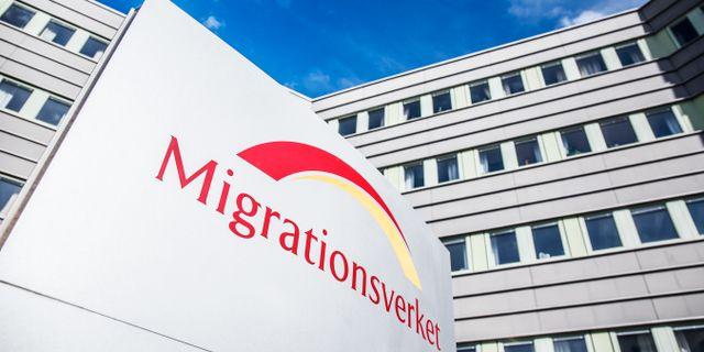 Migrationsverkets beslut har överklagats Adam Wrafter/SvD/TT / TT NYHETSBYRÅN