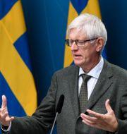 Johan Carlson. Fredrik Sandberg/TT / TT NYHETSBYRÅN