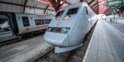 SJ-tåg i Malmö. Johan Nilsson/TT / TT NYHETSBYRÅN