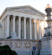 Högsta domstolen i USA. Alex Brandon / TT NYHETSBYRÅN