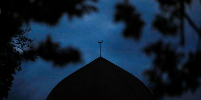 Al Noor-moskén. EDGAR SU / TT NYHETSBYRÅN