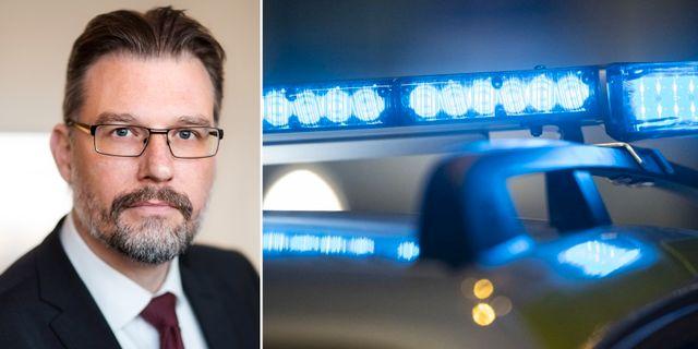 Björn Borschos.  Brå press / TT