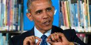Barack Obama  Susan Walsh / TT NYHETSBYRÅN