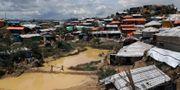 Flyktingläger i Bangladesh. Wong Maye-E / TT / NTB Scanpix