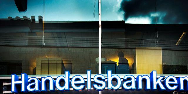 Battre an vantat for handelsbanken