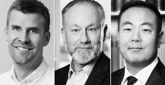 Pontus Lindström/Jonas Siljhammar/Stefan Westerberg.  Handouts.