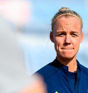 Caroline Seger. LUDVIG THUNMAN / BILDBYRÅN