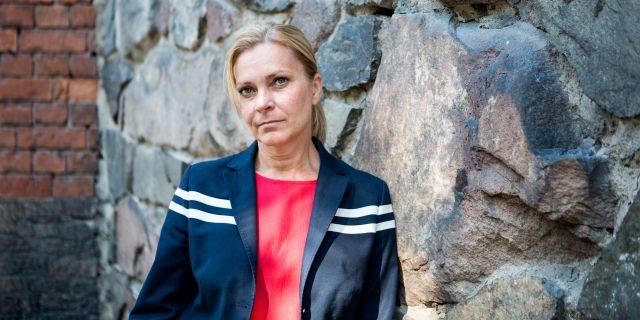 Lena Nitz.  Christine Olsson/TT / TT NYHETSBYRÅN