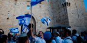 Israeler friar i Jerusalem. Ariel Schalit / TT / NTB Scanpix