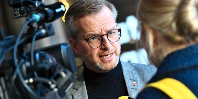 Mikael Damberg. Claudio Bresciani/TT / TT NYHETSBYRÅN