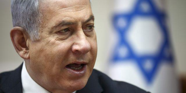 Benjamin Netanyahu. ODED BALILTY / TT NYHETSBYRÅN