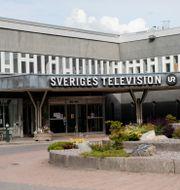 SVT:s lokaler i Stockholm. Christine Olsson/TT / TT NYHETSBYRÅN