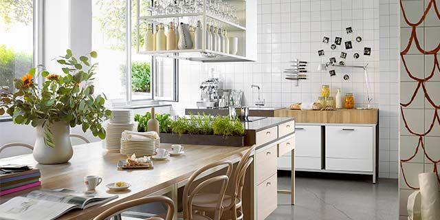 Signatur Sandell Marbodal – en helt ny typ av kök. Marbodal