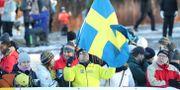 Åskådare på plats under världscuptävlingen i skidor i Ulricehamn 2017. Arkivbild. Adam Ihse/TT / TT NYHETSBYRÅN