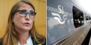 Janine Alm Ericson/Tåg. TT