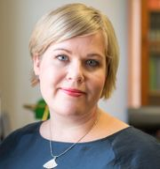 Annika Saarikko. Wiki Commons
