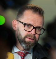 Advokaten Björn Hurtig.  Janerik Henriksson/TT / TT NYHETSBYRÅN