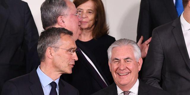 Natochefen vill utveckla samarbetet med sverige